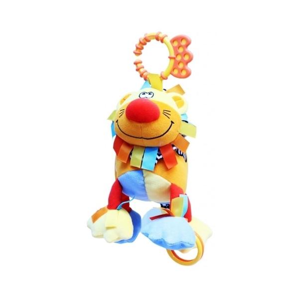 Купить ROXY-KIDS RBT20003 Игрушка развивающая Львенок Бьонс со звуком, Развивающие игрушки для малышей ROXY-KIDS