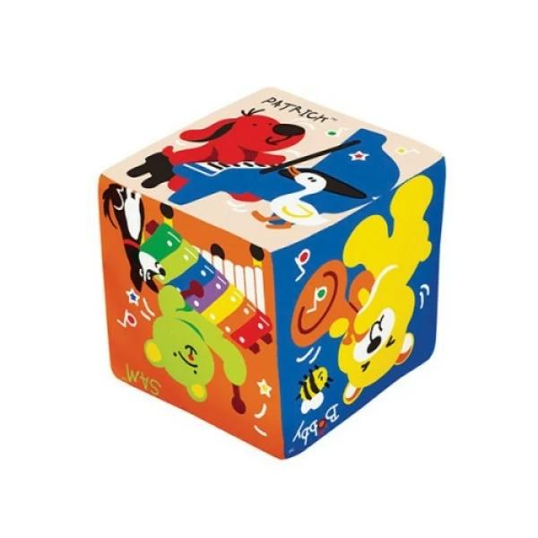 Купить K'S Kids KA664 Музыкальный кубик, Музыкальная игрушка K'S Kids