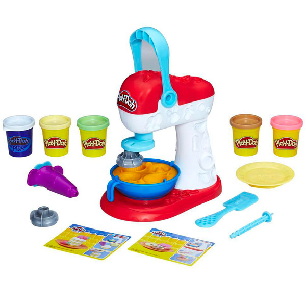 Купить Hasbro Play-Doh E0102 Игровой набор Миксер для Конфет , Игровой набор Hasbro Play-Doh