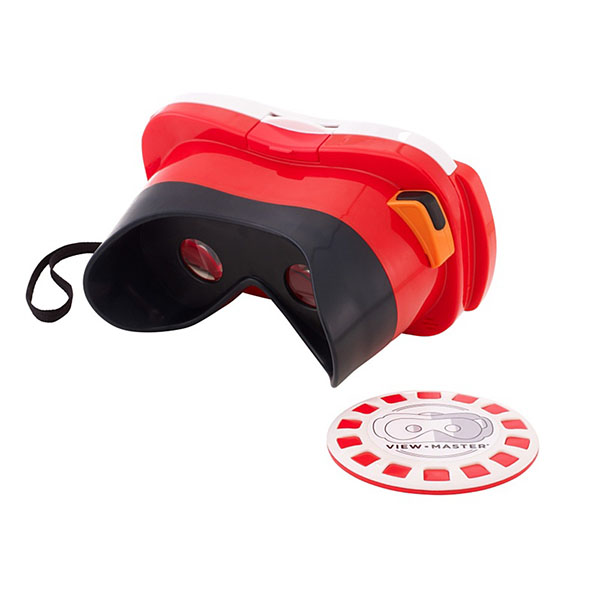Интерактивная игрушка Mattel View Master - Обучающие игры, артикул:146980