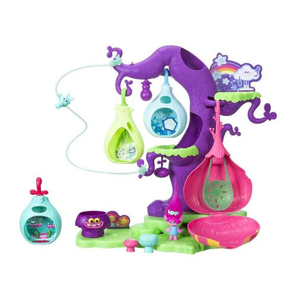 Игровые наборы Hasbro Trolls - Любимые герои, артикул:152551