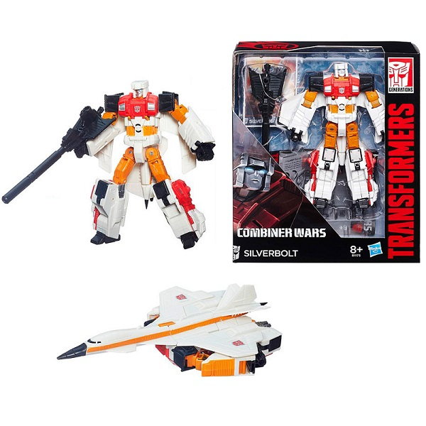 Hasbro Transformers B0975 Трансформеры Дженерэйшнс: Комбайнер Ворс Вояджер (в ассортименте)