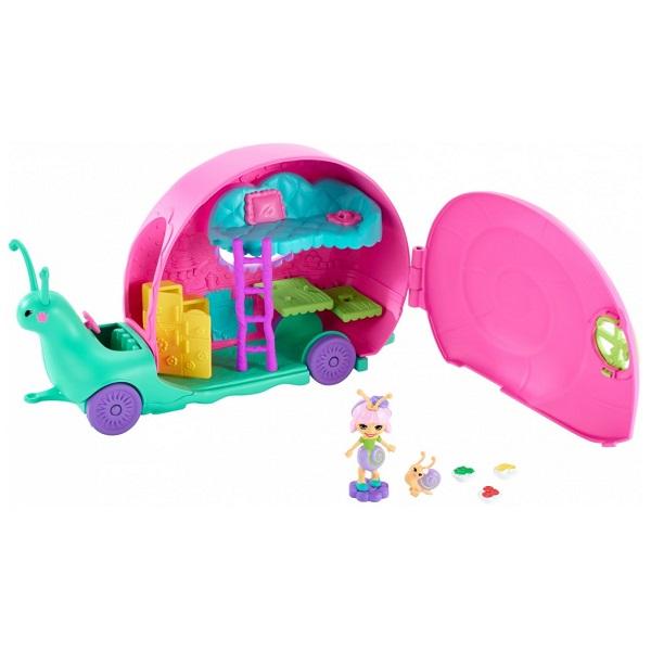 Купить Mattel Enchantimals GCT42 Дом улитки , Игровые наборы и фигурки для детей Mattel Enchantimals