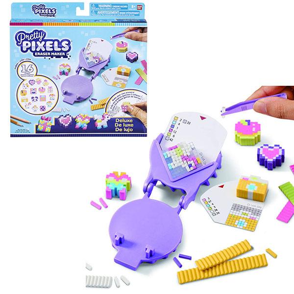 Купить Pretty Pixels 38530 Студия для создания фигурных ластиков Много друзей не бывает! , Наборы для творчества Pretty Pixels