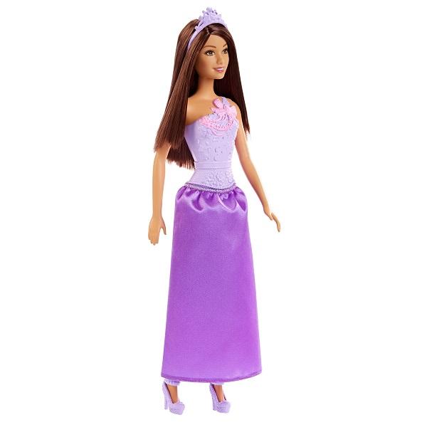 Купить Mattel Barbie DMM08 Барби Принцессы в розовом, Куклы и пупсы Mattel Barbie, Mattel Barbie