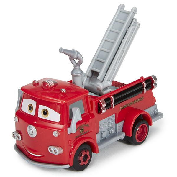 Mattel Cars DKV37 Рэд - Транспорт