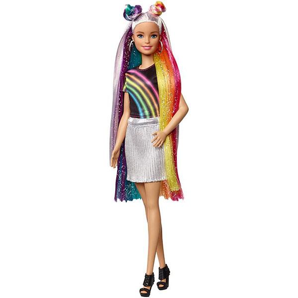 Mattel Barbie FXN96 Барби Блестящие волосы - Куклы и аксессуары