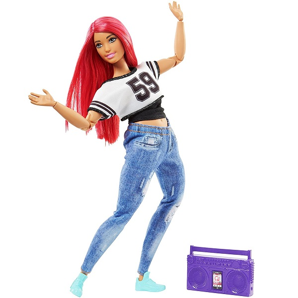 Mattel Barbie FJB19 Барби Танцовщица - Куклы и аксессуары
