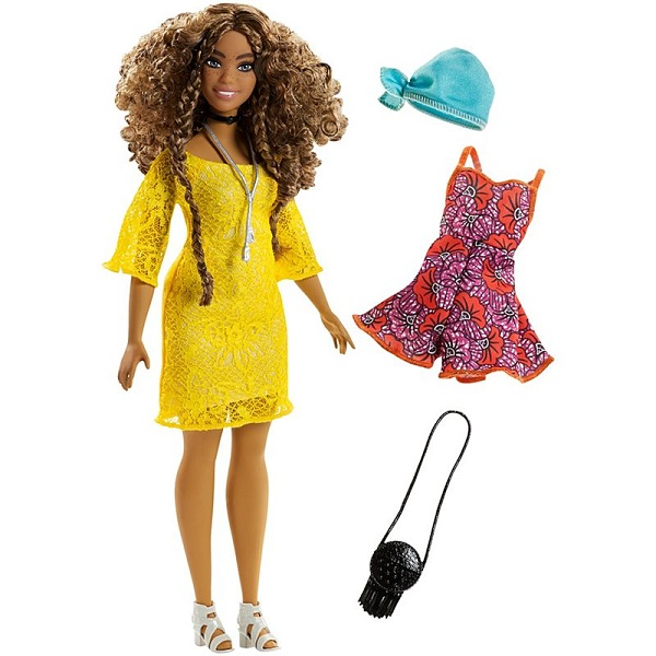 Mattel Barbie FJF70 Барби Игра с модой Куклы & набор одежды - Куклы и аксессуары