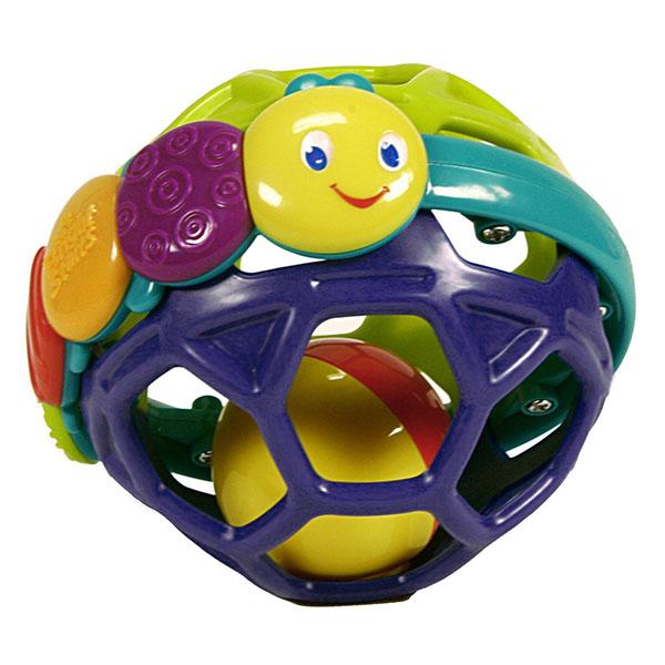 Купить BRIGHT STARTS 8863A Развивающая игрушка Гибкий шарик , Развивающие игрушки для малышей BRIGHT STARTS