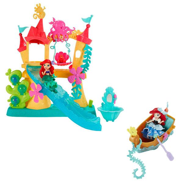 Кукольный домик Hasbro Disney Princess - Домики и замки, артикул:151482