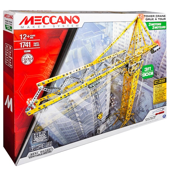 Конструктор Meccano - MECCANO, артикул:109622