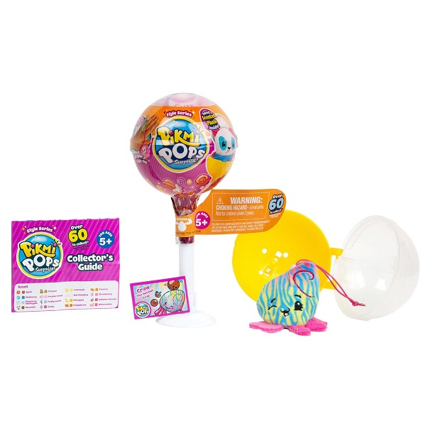 Купить Pikmi Pops 75185P Набор с одним героем серия Стиль , Игровые наборы и фигурки для детей Pikmi Pops