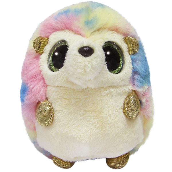 Купить Юху и его друзья 171220M Ёжик, 12 см, Мягкая игрушка Aurora