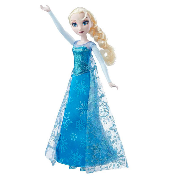 Hasbro Disney Princess B6173 Поющая Эльза