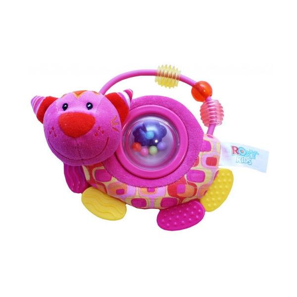 Купить ROXY-KIDS RBT10079 Игрушка развивающая Котенок Минкси, Развивающие игрушки для малышей ROXY-KIDS