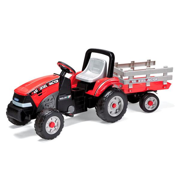 Детский автомобиль Peg-Perego D0551 Diesel Tractor, арт:40313 - Велосипеды, авто с механическим приводом , Электромобили