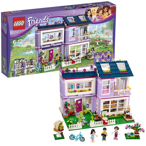 Lego Friends 41095 Лего Подружки Дом Эммы