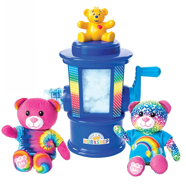 Купить Build-a-Bear 90303 Студия мягкой игрушки, Наборы для творчества Cars2 (Mattel)