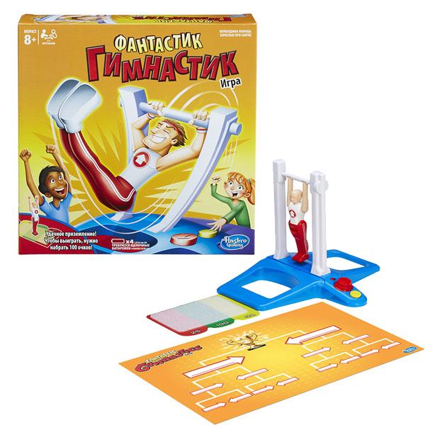 Купить Hasbro Other Games C0376 настольная игра Фантастик-Гимнастик, Настольная игра Hasbro Other Games