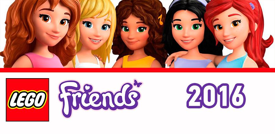 ������� Lego Friends 2016