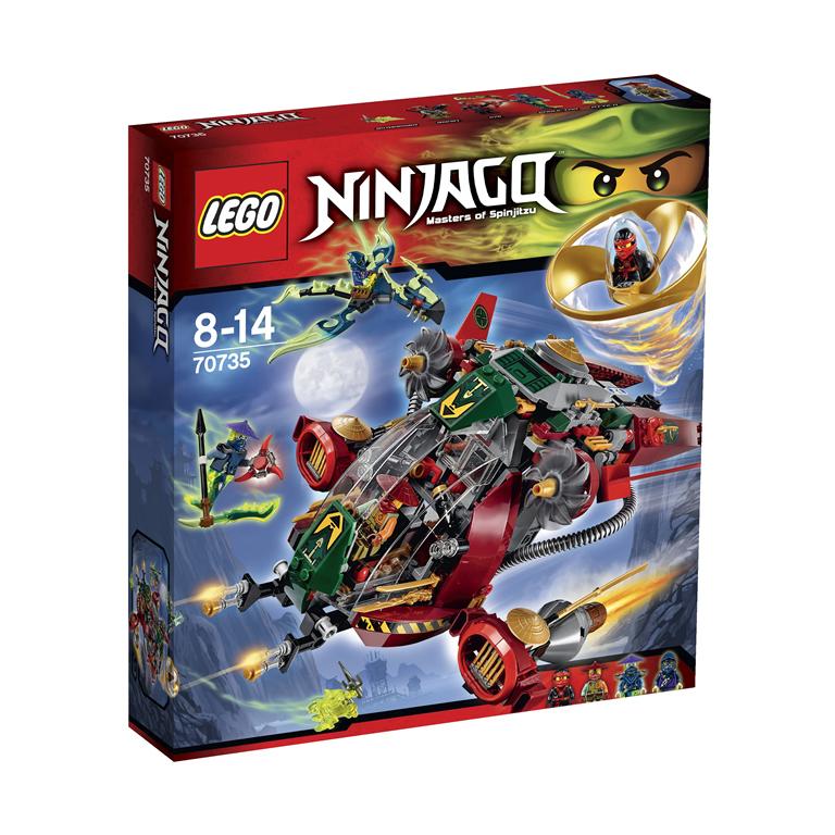 Lego Ninjago 70735 ���� �������� REX �������� ������
