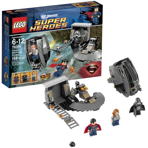Новые наборы лего супергерои
