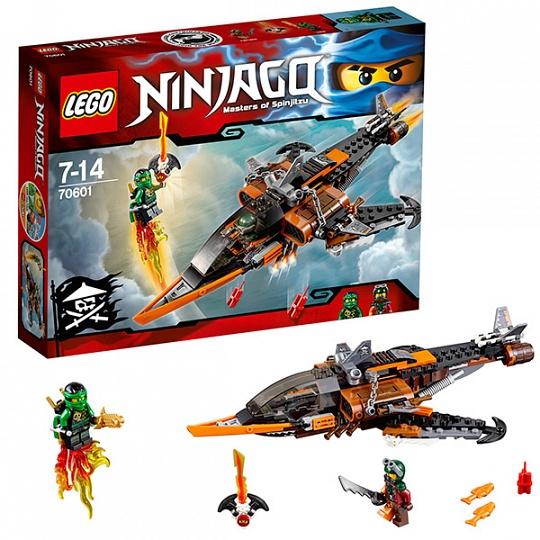 Лего Ниндзя Го Инструкция 70601 - фото 2