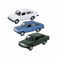 a2447acf38e1e Welly 43644 Велли модель машины 1:34-39 LADA 2107 (в ассортименте)