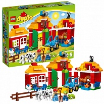 Lego duplo ферма купить